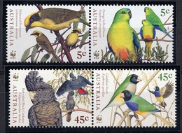 Australia, Yvert 1683/1686**, Scott 1675a/1678a**, SG 1794/1797**, MNH - 1990-99 Elizabeth II