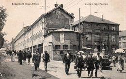 90-BEAUCOURT-USINE JAPY- - Beaucourt