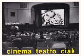 PROMOCARD N°  118/1  CINEMA TEATRO CIAK - Werbepostkarten