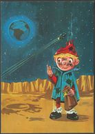 Advertising, Reklame - Staurodorm - Flurazepam Sedatives, C.1960s - Postcard AK - Advertising