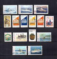 Africa Del Sur  1996  .-   Y&T  Nº   913/914-916-917-918/920-922-923-924-925-942-958/960 - Usados