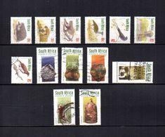 Africa Del Sur  1998  .-   Y&T  Nº   1005/1009-1011-1013/1019 - África Del Sur (1961-...)
