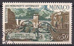 Monaco  (1971)  Mi.Nr.  1001  Gest. / Used  (1eh38) - Gebraucht