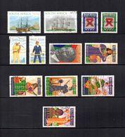 Africa Del Sur  1999  .-   Y&T  Nº   1052-1055-1056/1057-1065-1067-1068-1069/1073 - Usados
