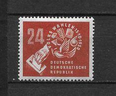 LOTE 1656  ///  (C010)  ALEMANIA ORIENTAL DDR   YVERT Nº: 27 *MH  //   CATALOG.2014/COTE: 5 € - [6] República Democrática