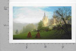 CARTOLINA NV ROMANIA - Unique Places Of ROMANIA - SINAIA - Castelul Peles - 11 X 18 - Romania