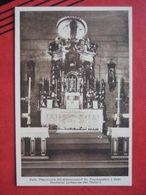 Starczów (Kamieniec Ząbkowicki) / Alt-Altmannsdorf - Kath. Pfarrkirche: Hochaltar (Johannes Der Täufer) - Polen