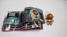 (432) - Kinder Star Wars- TR 209 + 2  BPZ - Mountables