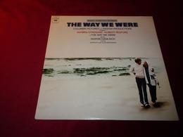 THE WAY WE WERE  ° BARBRA STREISAND & ROBERT REDFORD   PRESSAGE USA 32830 - Soundtracks, Film Music