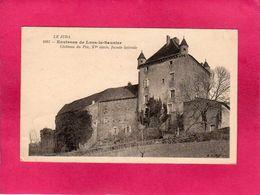 39 Jura, Environs De Lons-le-Saunier, Château Du Pin, 1924, (B. F.) - Lons Le Saunier
