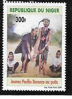TIMBRE OBLITERE DU NIGER DE 2009 N° MICHEL 2010 - Niger (1960-...)