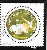 TIMBRE OBLITERE DU NIGER DE 2003 N° MICHEL 1989 - Niger (1960-...)