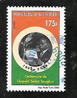 TIMBRE OBLITERE DU NIGER DE 2006 N° MICHEL 1997 - Niger (1960-...)