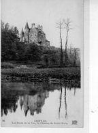 Cpa De Saint Lô  - Les Bords De La Vire, Le Château De Sainte-Marie - - Saint Lo
