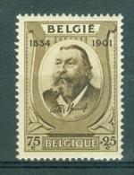 BELGIE - OBP Nr 385 - Peter Benoit - MH* -  Cote 6,00 € - Unused Stamps