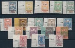 ** 1914 Hadisegély (I) Próbanyomatok ívszéllel, Szép Minőség (100.000) - Timbres