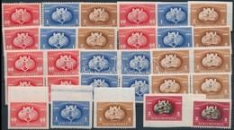 ** 1949-1950 UPU összeállítás (54.000) - Timbres