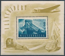 ** 1948 Lánchíd (II.) Blokk (30.000) - Timbres