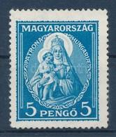 (*) 1932 Nagy Madonna 5P (** 20.000) - Timbres