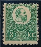 * 1871 Réznyomat 3kr (27.500) - Timbres