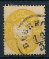 O 1863 2kr (14.500) 'DEBREC(ZIN)' (kis Törés / Crease) - Timbres