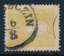 O 1858 2kr II. '(DEBR)ECZIN' (10.000) - Timbres