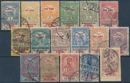 O 1915 Hadisegély (I.) Sor (15.000) - Timbres