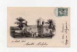 !!! COTE DES SOMALIS, CPA DE 1904 POUR LA FRANCE - Lettres & Documents