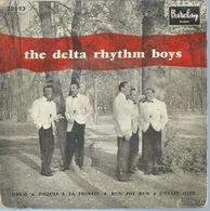 "45 Tours EP - THE DELTA RHYTHM BOYS  - BARCLAY 70093  -   "" DAY-O "" +  3 - Vinyl Records"