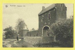 * Averbode (Scherpenheuvel Zichem - Vlaams Brabant) * (Nels, Edit L. Defives Bogaert) Pikkelpoort 1659, Porte, Rare - Scherpenheuvel-Zichem