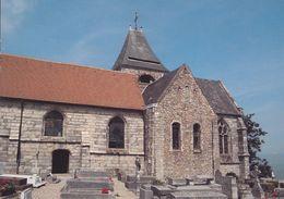 CPA - CPSM - 76 - VARANGEVILLE SUR MER - L'église - GF.124 - Varengeville Sur Mer