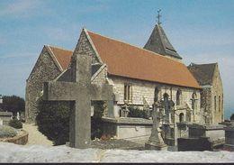 CPA - CPSM - 76 - VARANGEVILLE SUR MER - L'église - GF.137 - Varengeville Sur Mer