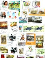 """AUSTRALIA LOT3 MIXTURE OF50+USED STAMPS SOME 2015/18 INC.NEW""""FLOWER""""$1""""VALENTINE""""$1,""""FLOWER""""$3 IN,ETC READ DESCRIPTION!! - Lots & Kiloware (mixtures) - Max. 999 Stamps"""