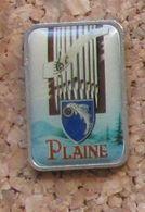 Pin's Musique Orgue Plaine - Badges