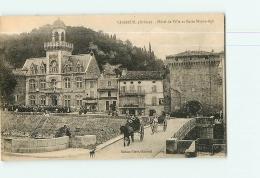 CHABEUIL : Hôtel De Ville Et Porte Moyen Age. TBE. 2 Scans. Edition Ginet - Frankreich