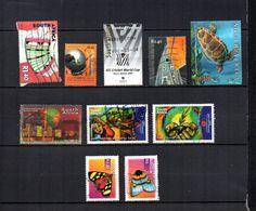 Africa Del Sur  2001-2002  .-   Y&T  Nº   1177-1183-1195-1196-1198-1207-1209/1210-1212-1214 - África Del Sur (1961-...)