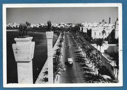 LIBIA LIBYA TRIPOLI SHARIA ADRIAN PELT 1958 - Libye