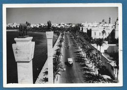 LIBIA LIBYA TRIPOLI SHARIA ADRIAN PELT 1958 - Libia