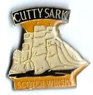 WHISKY - W18 - CUTTY SARK - Verso : SAUVAGINE - Beverages