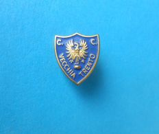 AC Trento SCSD - Italy Football Soccer Club Old Pin Badge * Fussball Futbol Calcio Futebol Italia Spilla Distintivo - Football