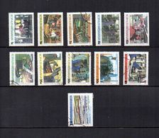 Africa Del Sur  ( Bophuthatswana )    1985- Y&T  Nº  148/149-152/153-157/158-160/164 - Bofutatsuana