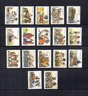 Africa Del Sur  ( Transkei )    1984  - Y&T  Nº  142/158 - Transkei
