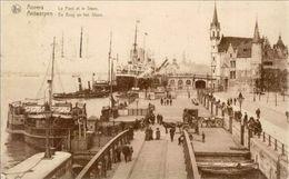 ANVERS-ANTWERPEN - Le Port Et Le Steen - Oblitération De 1930 - Antwerpen