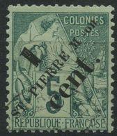 Saint Pierre Et Miquelon (1891) N 35 (o) - Used Stamps