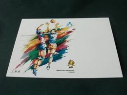 PALLAVOLO WORLD LEAGUE FINALE PALLAVOLO MASCHILE GENOVA 1992 PALASPORT - Volleyball