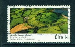 IRELAND  -  2017  Royal Sites  'N'  Used As Scan - Used Stamps