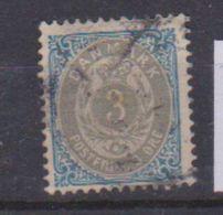 Danemark /  N 22 A / 3 Ore Bleu / Oblitéré - Nuovi