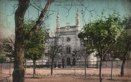 * T2/T3 Kassa, Kosice; Izraelita Templom, Zsinagóga. Nyulászi Béla No. 482. / Synagogue (Rb) - Cartes Postales
