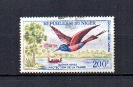 Niger   1961  .   Y&T Nº   21   Aéreo - Niger (1960-...)