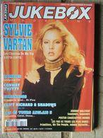 JUKEBOX N°128 (mai 98) Sylvie Vartan - Cliff Richard & Shadows - Music